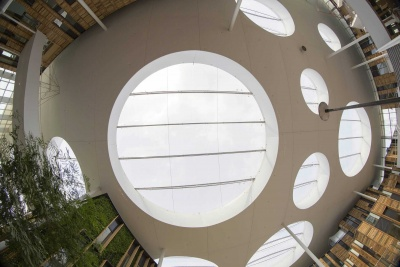 Problems with Poorley Designed ETFE Roofs and Canopy's